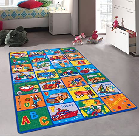 Amazon.com: Kids / Baby Room / Daycare / Classroom / Playroom Area ...