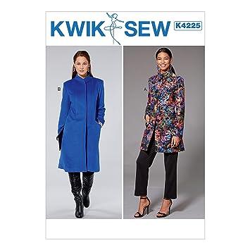 Kwik Sew Mustern k4225os Schnittmuster Jacke und Mantel, Tissue ...