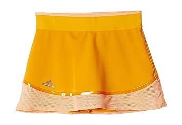adidas G Skort - Falda para niña, Talla 170, Color Dorado/Naranja: Amazon.es: Zapatos y complementos