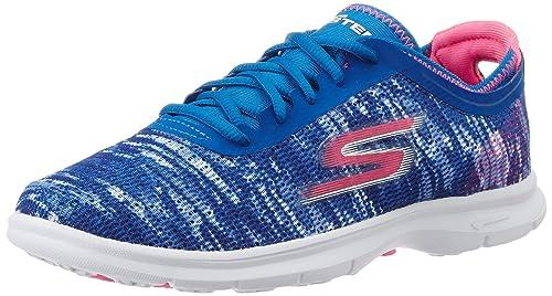 Skechers Go Step, Zapatillas de Deporte Mujer: Amazon.es: Zapatos y complementos