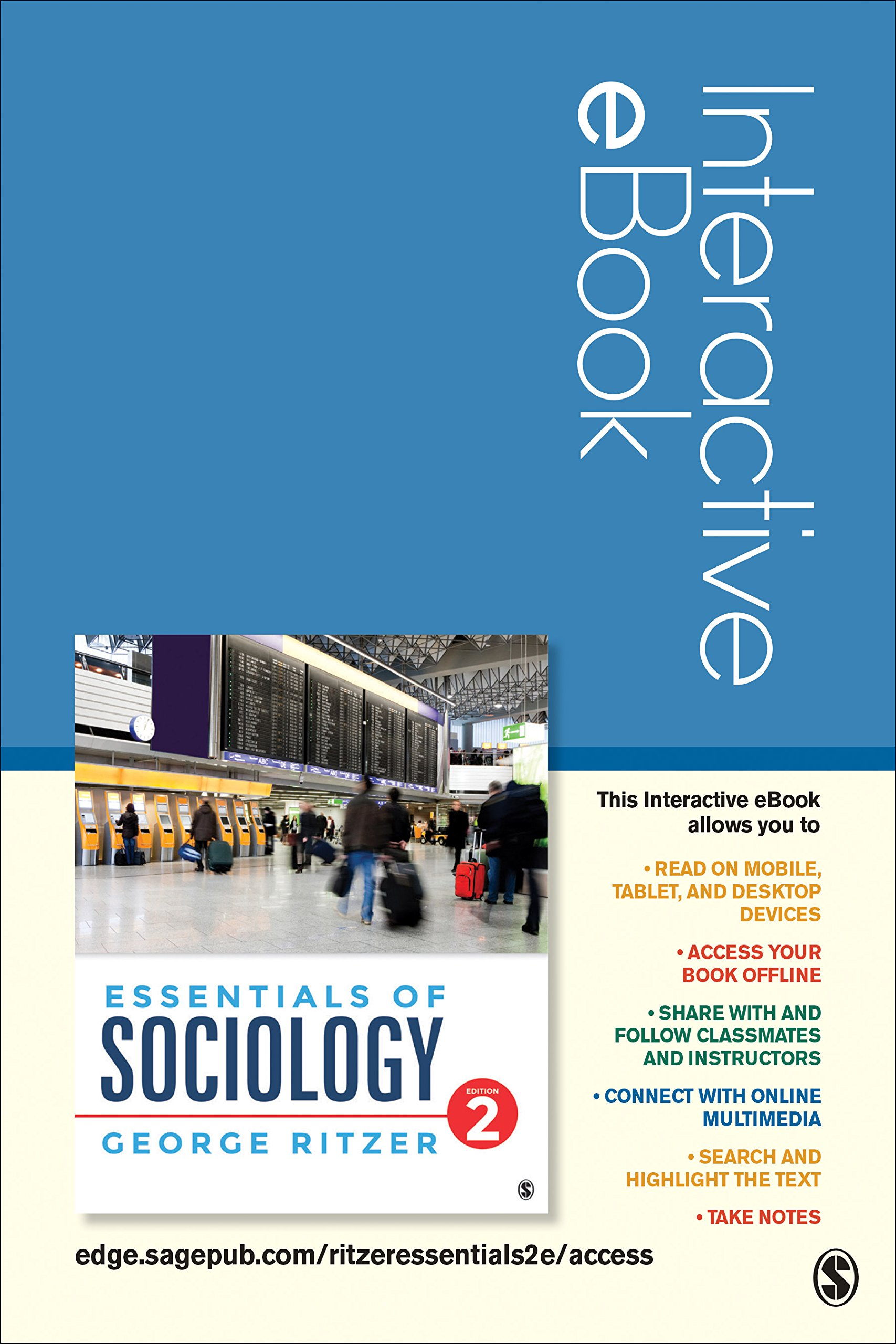 Essentials of Sociology Interactive eBook: 9781506339825: Amazon.com: Books