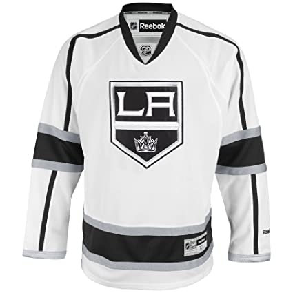 NHL Men s Los Angeles Kings Reebok Edge Premier Team Jersey -  7185A5Kwhpjlki (White 62d6ae4e8