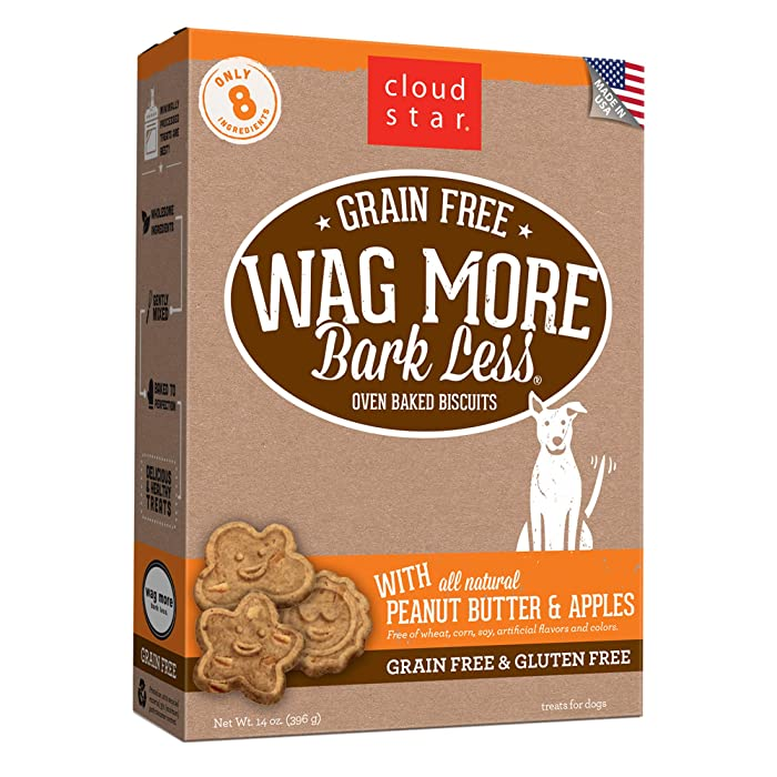 Top 10 Wag More Bark Less Oven Baked Biscuits
