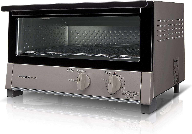 パナソニック オーブントースター 2段階火力切替