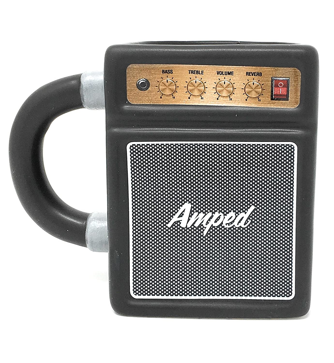 Amped Amplifier - Novelty Coffee Mug, Extra Large