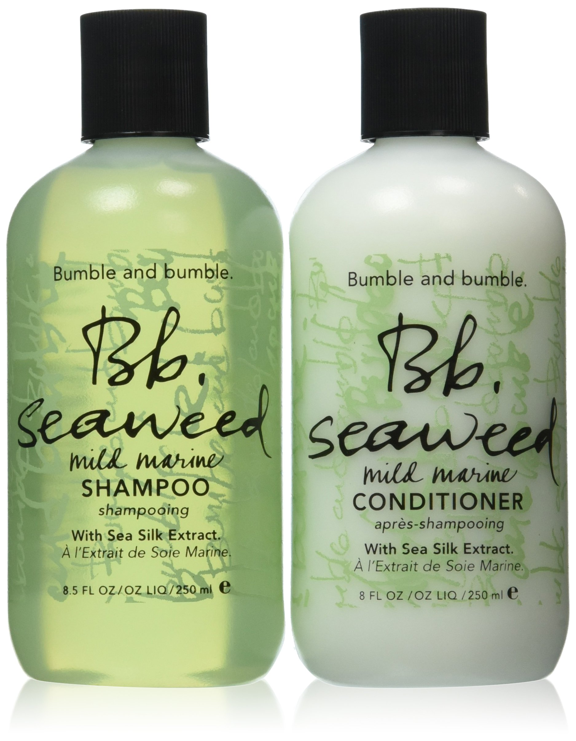 Bumble and Bumble Seaweed Shampoo and Conditioner 8.5oz Duo set by Bumble and Bumble
