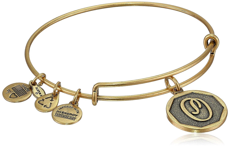 Alex Ani Initial Expandable Bracelet Image 3