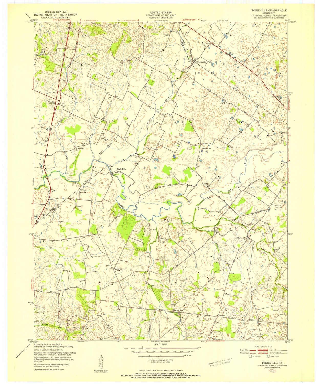 Amazon.com : YellowMaps Tonieville KY topo map, 1:24000 Scale, 7.5 on kentucky flash, kentucky travel map, murray sea map, kentucky interstate map, ohio county map, kentucky county map, ohio kentucky tennessee map, kentucky vegetation map, kentucky outline map, kentucky drainage map, bourbon old map, kentucky trail map, 4th grade tennessee map, interactive kentucky map, kentucky lake map, kentucky street map, kentucky railway map, kentucky park map, united states map, kentucky transport map,