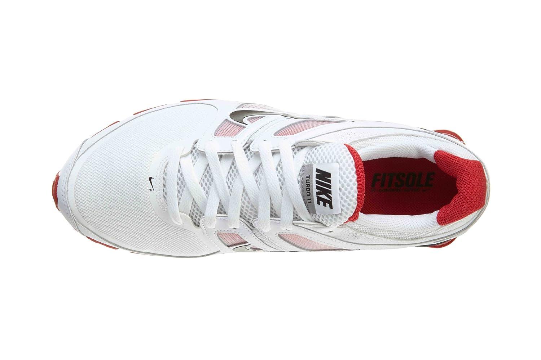 Nike Shox turbo +11 - Zapatillas de correr, varios colores, color blanco, talla EUR 44: Amazon.es: Zapatos y complementos