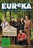 EUReKA - Die geheime Stadt, Season 5: Final Season [5 DVDs]