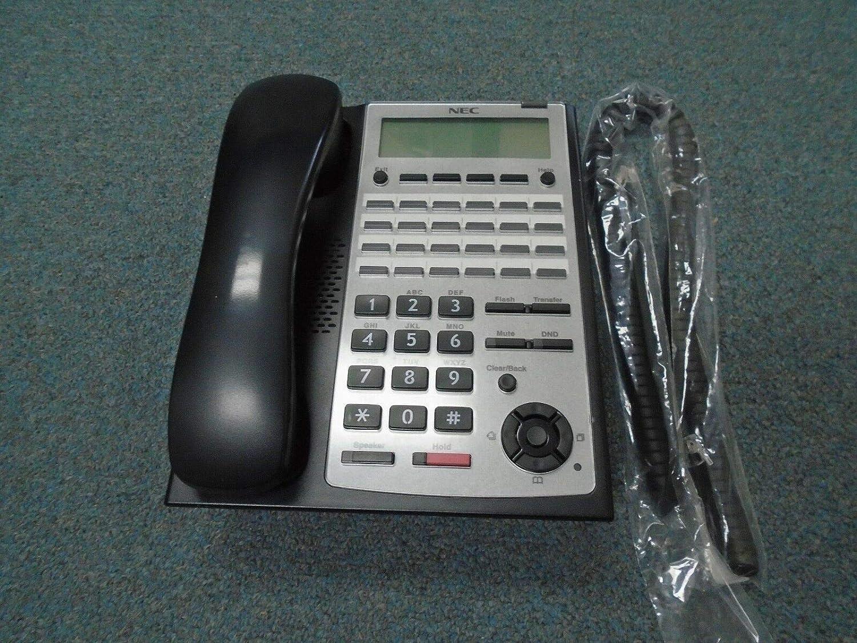 NEC SL1100 teléfono de mesa IP4WW-24TXH-B-TEL (BK): Amazon.es ...