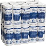"""Georgia-Pacific Preference 27385 White 2-Ply Perforated Paper Towel Roll, 8.8"""" Length x 11"""" Width (Case of 30 Rolls, 85 per Roll)"""