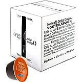 80 x Nescafé Dolce Gusto Caffè Lungo Decaffeinato, Décaféiné, Café, Capsule de Café, Paquet Grand Format, 80 Capsules