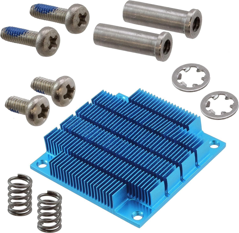 HEATSINK 54X40X9.5MM XCUT T766 Pack of 5