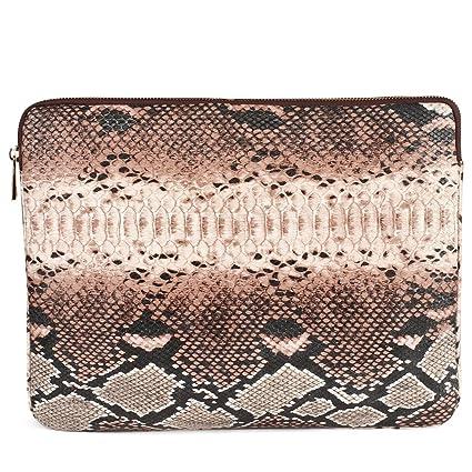 33f6e55087 Scoop Street 22518Brown Faux leather trandy Laptop Sleeve for Man  Women   Girls - Buy Scoop Street 22518Brown Faux leather trandy Laptop Sleeve for  Man  ...