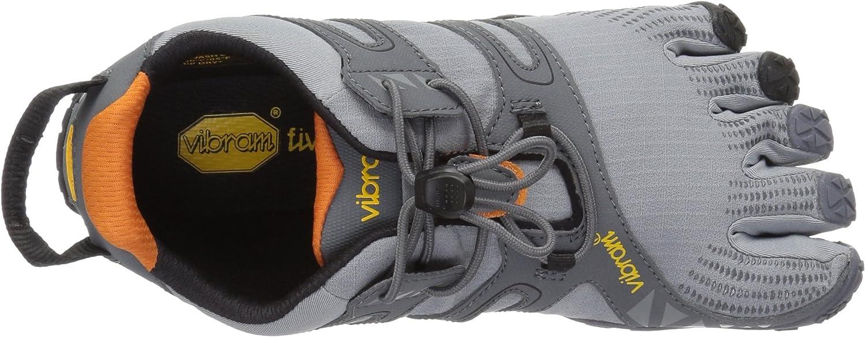 Vibram Fivefingers V-Trail, Zapatillas de Running para Asfalto para Hombre: Amazon.es: Zapatos y complementos