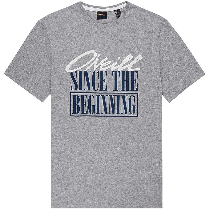Uomo Lm T O'neill Since Shirt Melee Silver 8001 XlMagliette j34R5AL