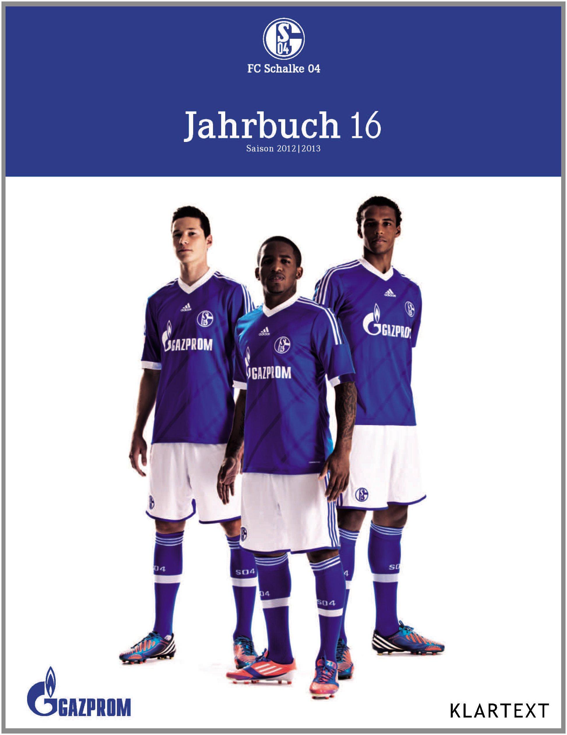 Schalke Jahrbuch Saison 2012/2013
