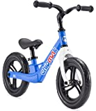Chipmunk Childrens-Bicycles Chipmunk royalbaby Balance Bike for 2 to 5 Years Boys and Girls no Pedal Walking Bike with…