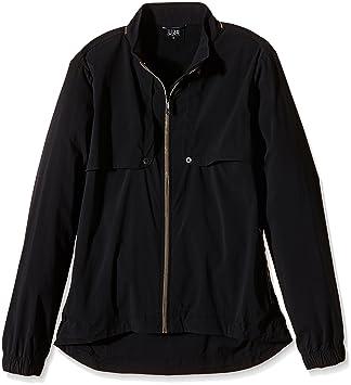 Union 34 Damen Bekleidung wasserabweisend Leichte Jacke, damen, Schwarz, 42 0b825bbf0e