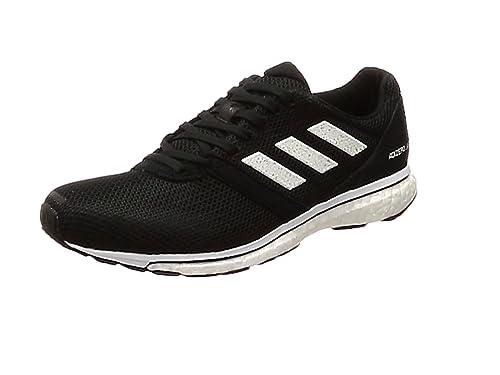 adidas Damen Adizero Adios 4 W Fitnessschuhe, Schwarz, 50.7 EU