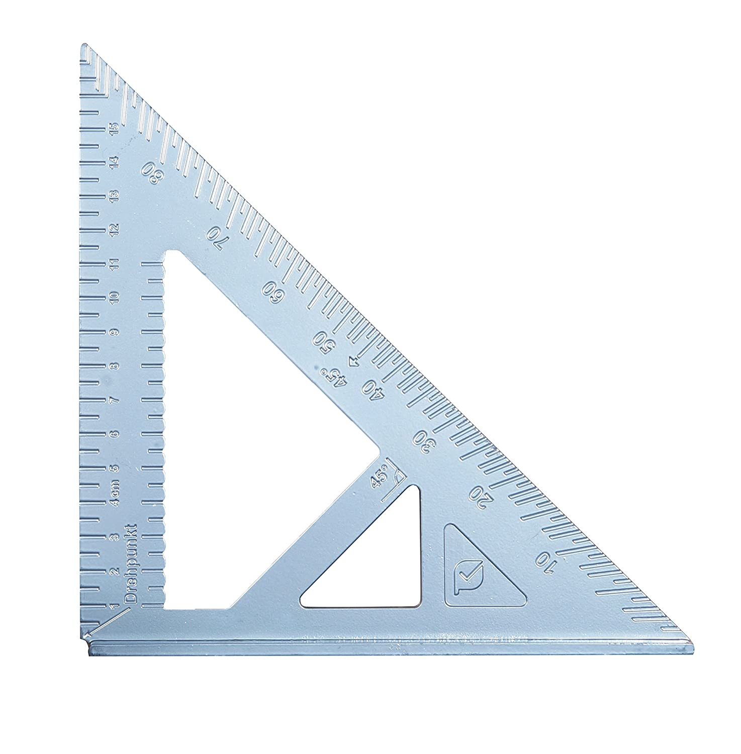 Protanic Bracket A Person Design Universal Angle Length: 17.5  cm (Wood & Metal Finish) protanic Gartentechnik GmbH