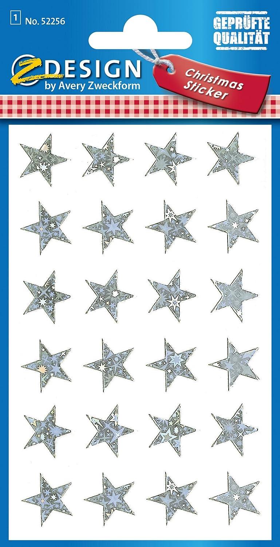plateado-estrellas