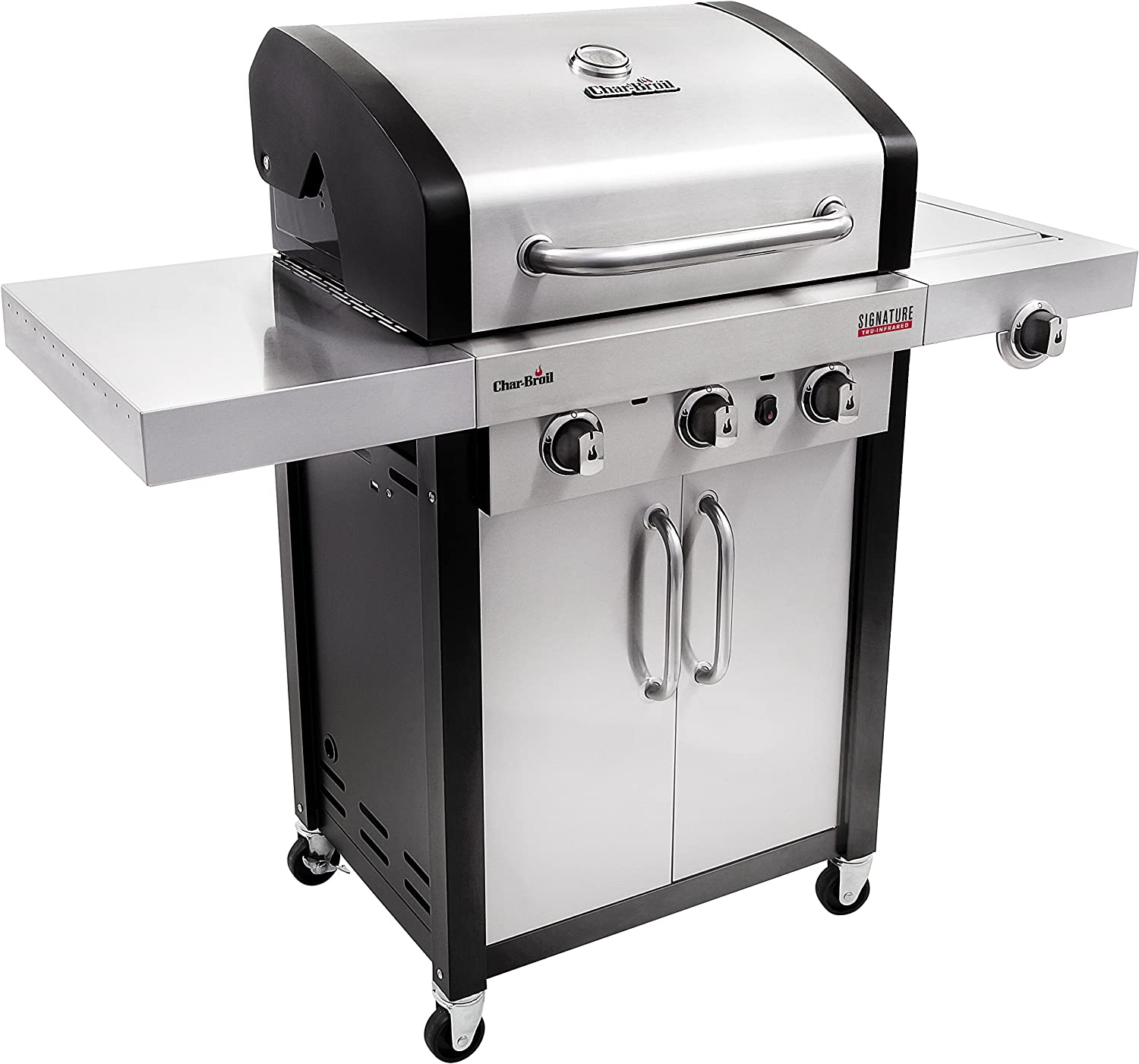 Thermos 265 2-Burner Liquid Propane Gas Grill