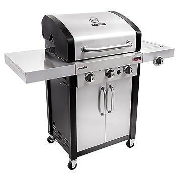 Char-Broil Signature 420 3-Burner Cabinet TRU-Infrared Grill