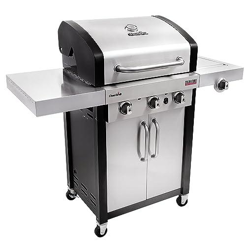 Char-Broil Signature TRU Infrared 3-Burner Cabinet Gas Grill