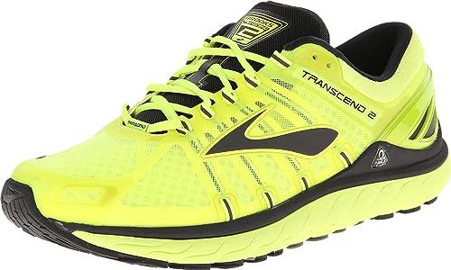 Transcend 2 LimePunch/Black Sneaker 7.5