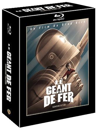 Le Géant De Fer Signature Edition Collector Limitée - Blu-ray + ...