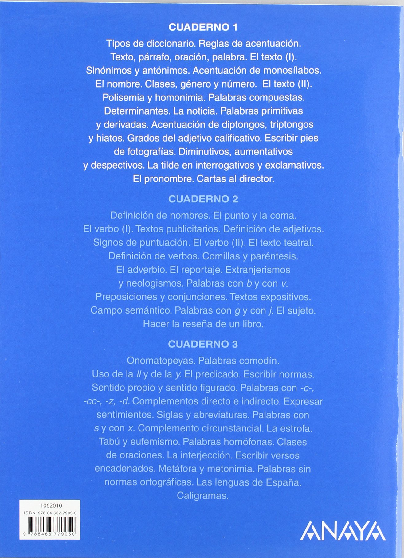 Lengua 6. Cuaderno 1. (Abre la puerta): Amazon.es: María Isabel Fuentes Zaragoza: Libros