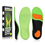 Snapsmile Shoes Insoles for Men and Women
