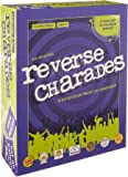 Reverse Charades Board Game - Fun & Hilarious Family Games - For All Ages - Perfect for Parties and Gatherings