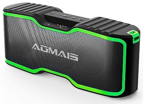 Amazon.com: AOMAIS Sport II+ Altavoces Bluetooth, altavoz ...