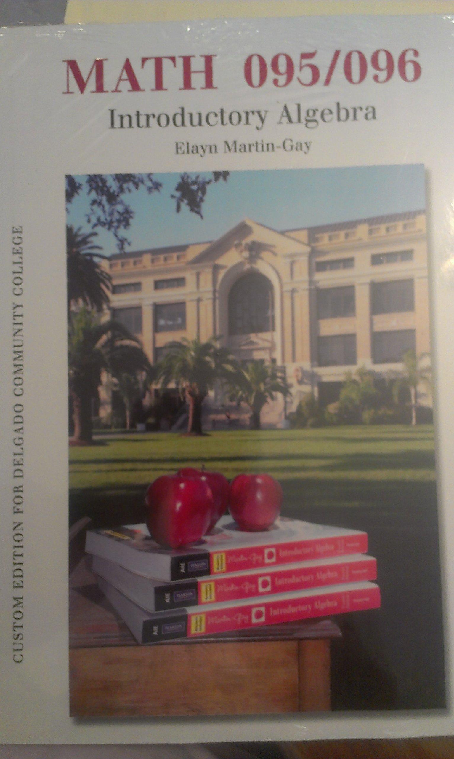 Read Online Introductory Algebra [4 E] (MATH 095/096) (Delgado Community College) ebook