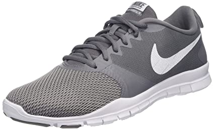 1600f51c95d55 NIKE Women's Flex Essential Tr Gunsmoke/White/Atmosphere Grey Training Shoe  8.5 Women US??Ships directly from Nike??