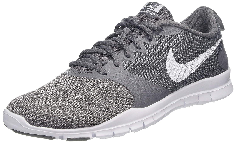 MultiCouleure (Gunsmoke blanc Atmosphere gris 002) Nike WMNS Flex Essential TR, Chaussures de Fitness Femme 38 EU