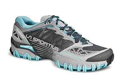 Zapatos grises La Sportiva Bushido para mujer cgB7g6