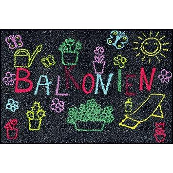 fußmatte balkonien - (sld0704-050x075): amazon.de: küche & haushalt - Fußmatte Küche