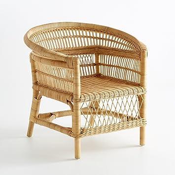 La Redoute - sillón de Bambú Malu Talla TU Beige: Amazon.es ...