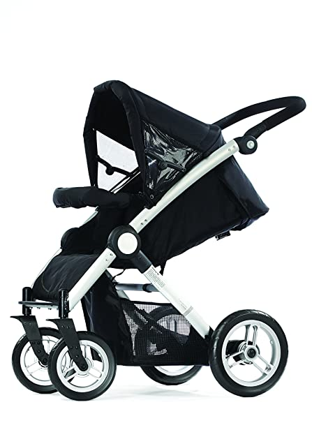 Cochecito Mutsy Transporter Black (Chassis + SEAT + Canopy)