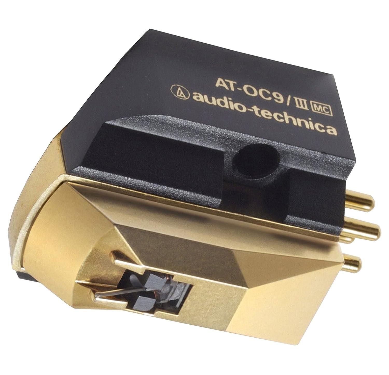 audio-technica MC型ステレオカートリッジ AT-OC9/3 B002T6NZM8