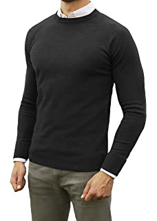 Comfortably Collared Mens Perfect Slim Fit Hybrid Under Sweater