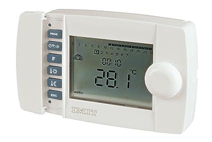 Poly pool - Termostato de reloj digital pp1466