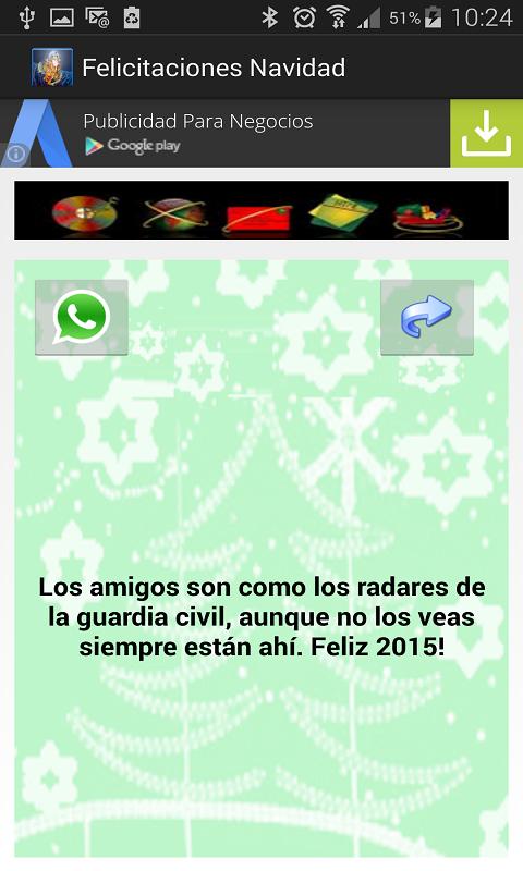 Felicitaciones Tarjetas Navidad: Amazon.es: Appstore para ...