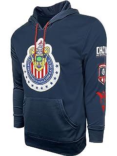 Chivas de Guadalajara Hoodie, Official Pullover Hoodie