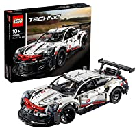 LEGO Technic Porsche 911 RSR 42096 Playset Model