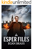 Esper Files: A Steampunk Superhero Series